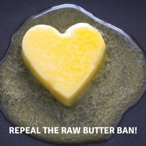 Raw Butter Ban