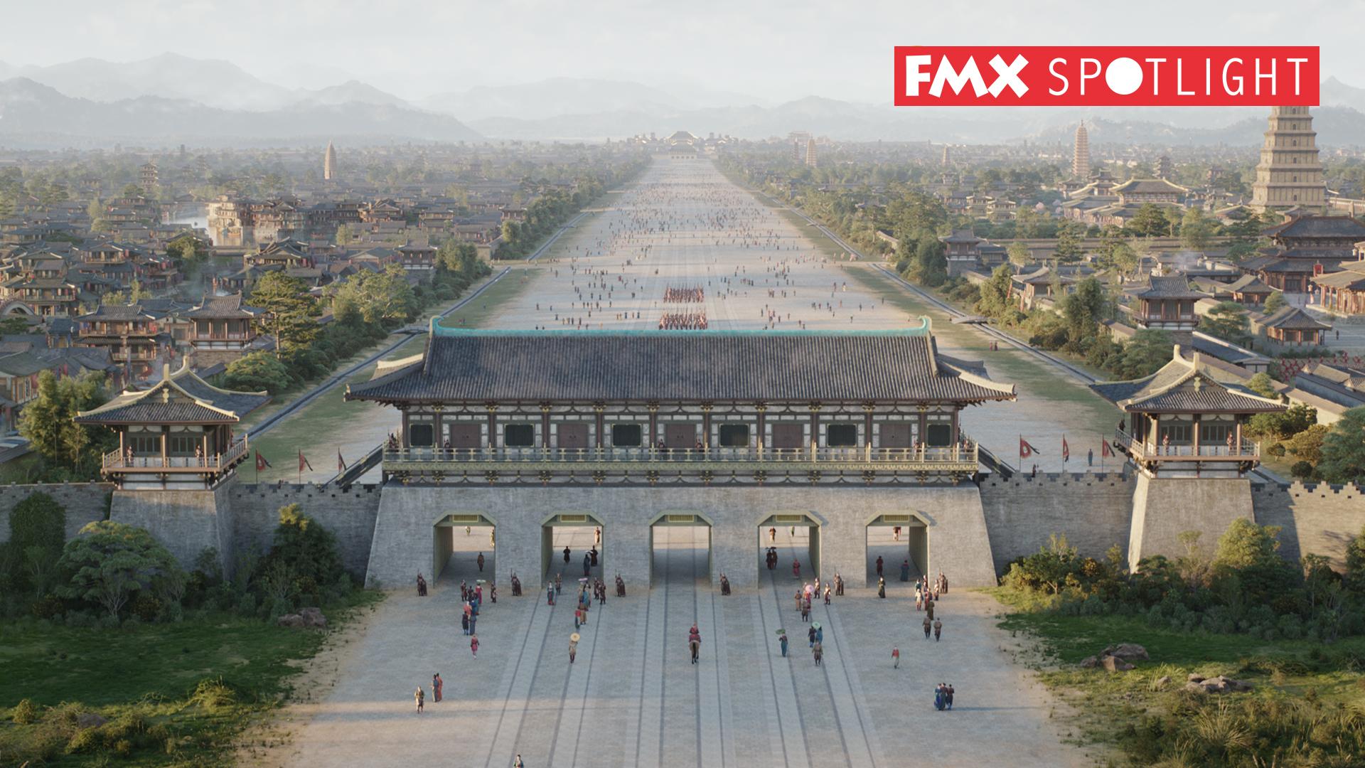 FMX Spotlight on MULAN